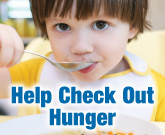 Check Out Hunger