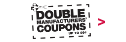 double coupons