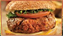 Prime Chuck Brisket Burger
