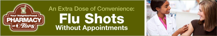 Flu Shots Without Apppointments
