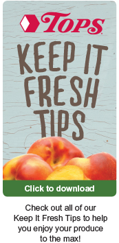 Keep It Fresh Tips