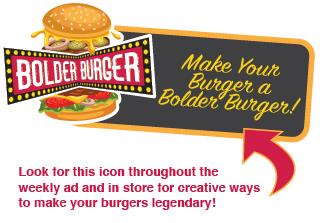 Bolder Buger Icon