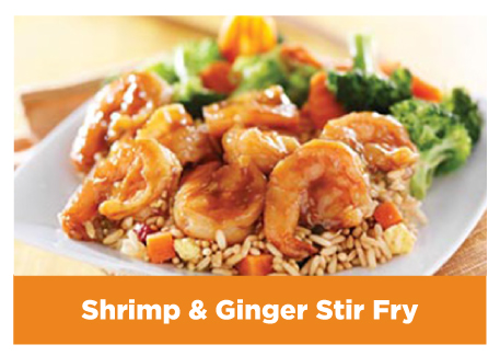 shrimp and ginger stir fry recipe