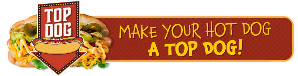 Make Your Hot Dog a Top Dog Header