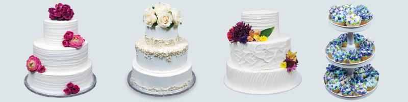 Tops Wedding Cakes