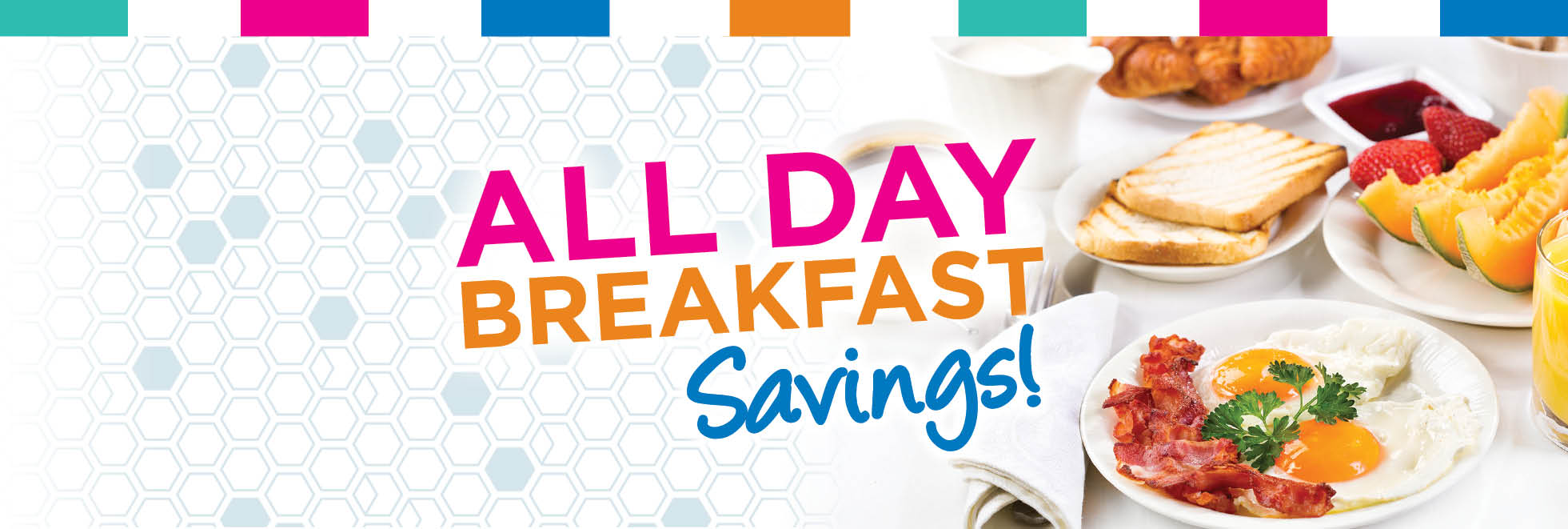 All Day Breakfast Savings