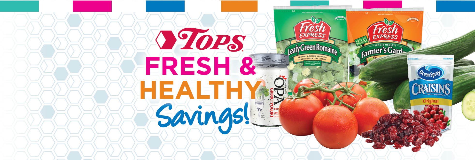 Fresh & Healthy Savings