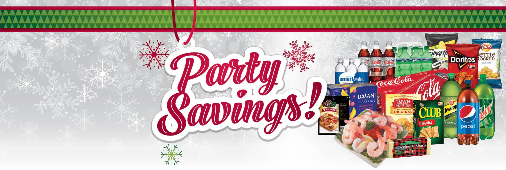 Party Savings