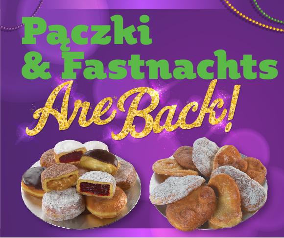 Fastnachts & Paczkis