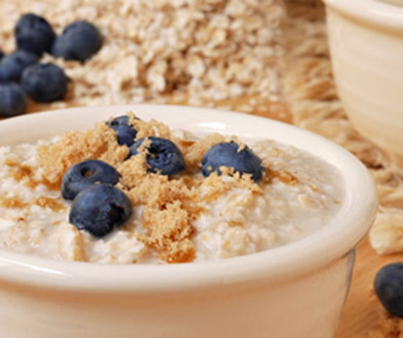 Oatmeal With 10 Tasty Toppings Recipe