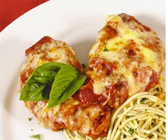 Cheesy Chicken Parmesan Recipe