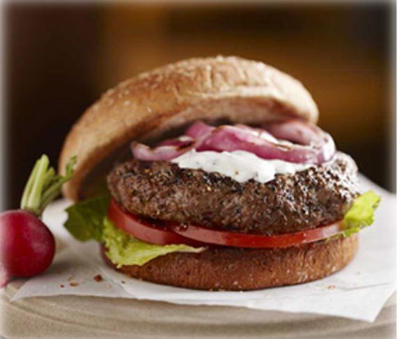 Ranch Burgers Recipe
