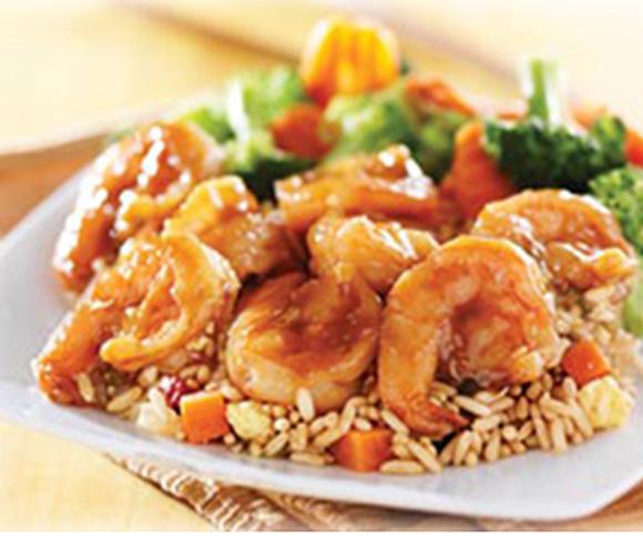 Shrimp and Ginger Stir-Fry Recipe