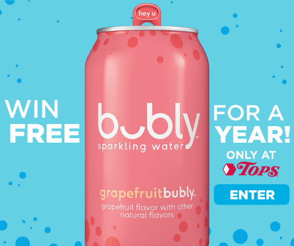 Bubly Sweepstakes