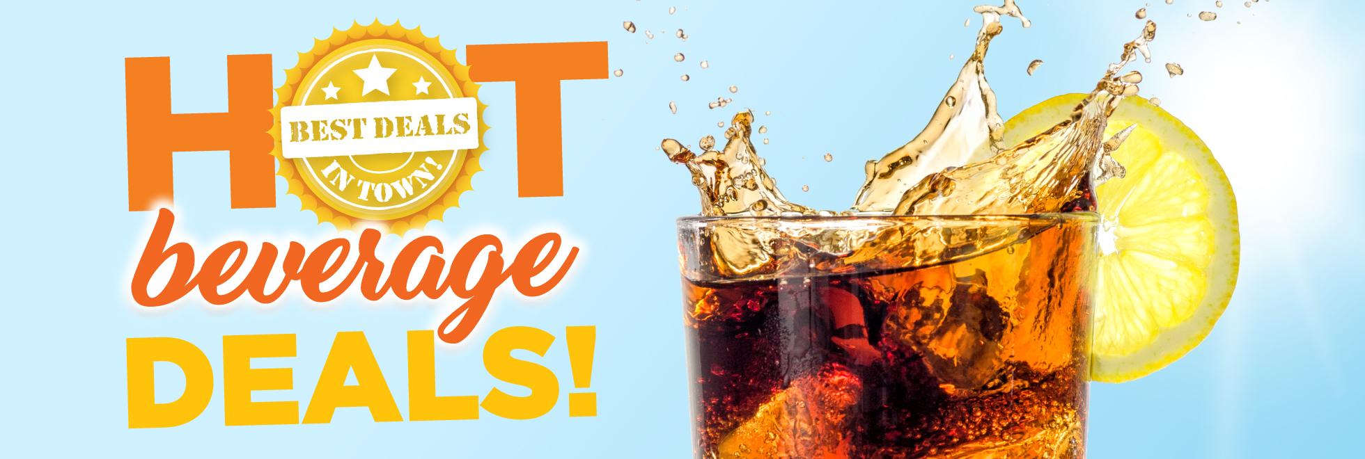 Hot Beverage Deals