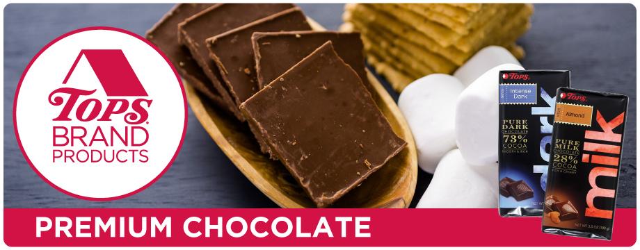 TOPS Premium Chocolate