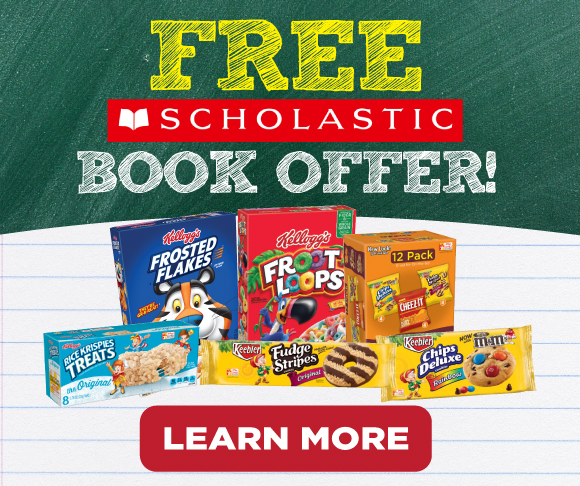 Kelloggs Book Offer