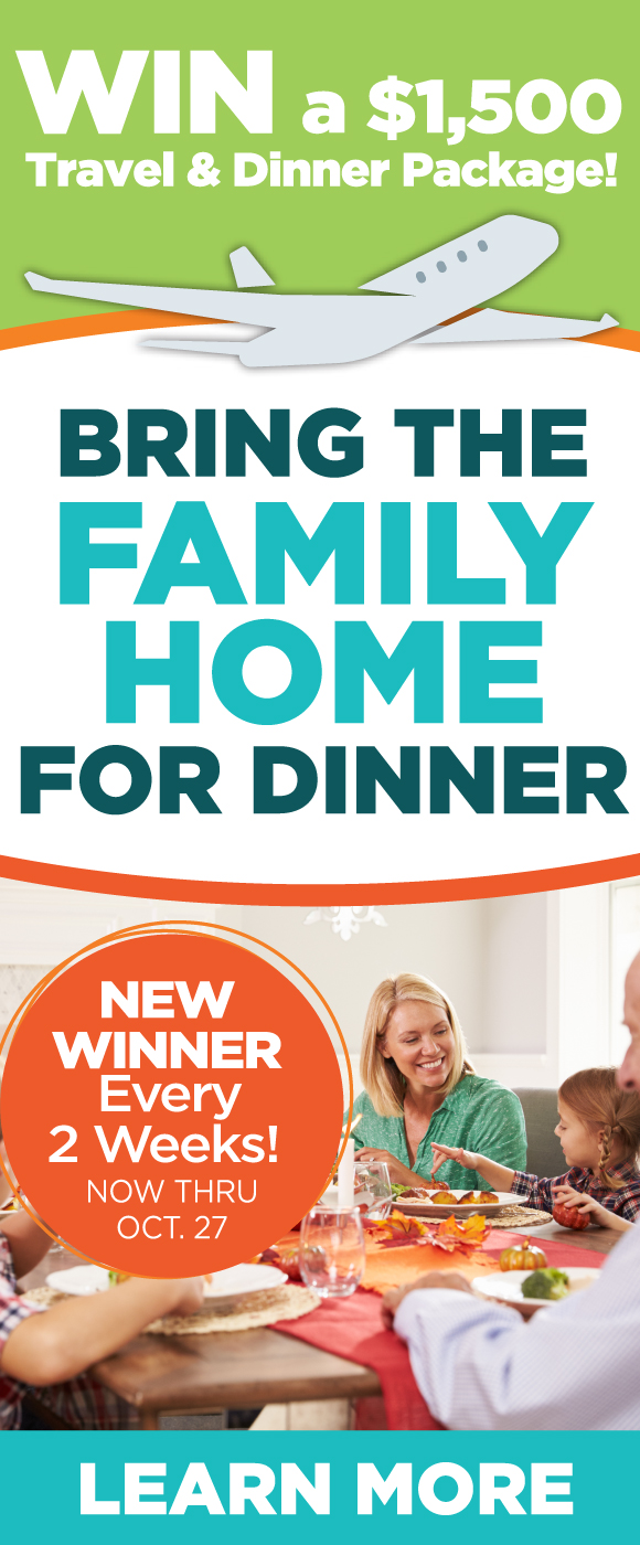 Bring the Family Home Sweeps