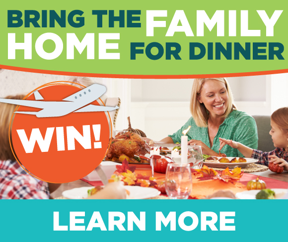Family Meal Sweepstakes