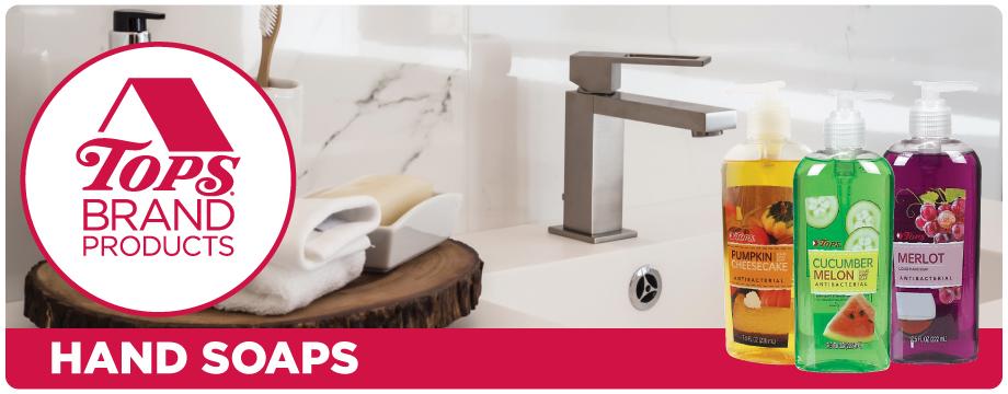 TOPS Brand Liquid Hand Soap