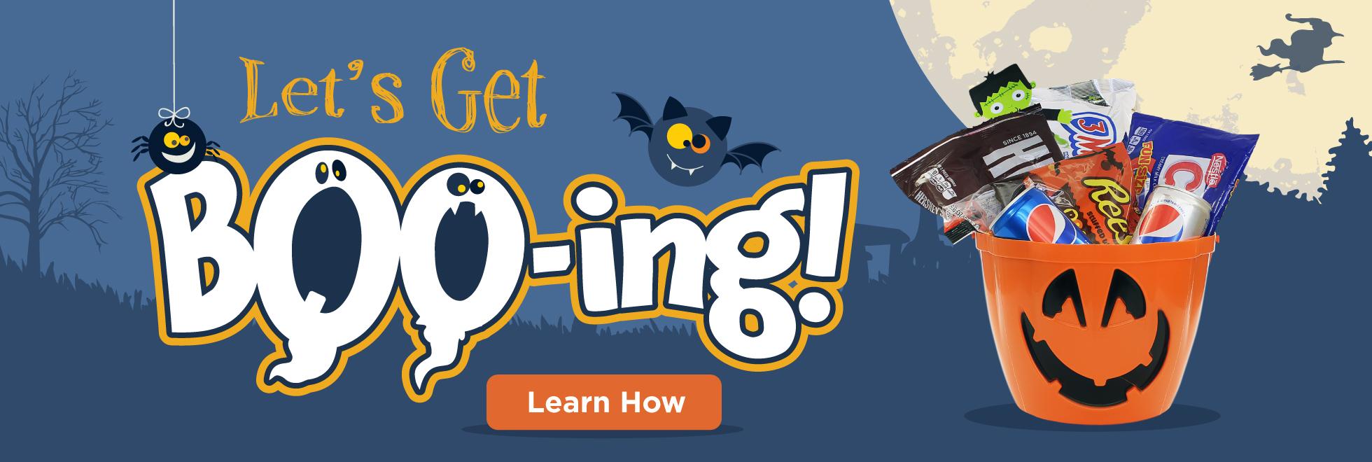 Let's Get Boo-ing