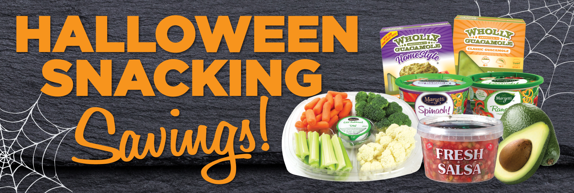 Halloween Snacking