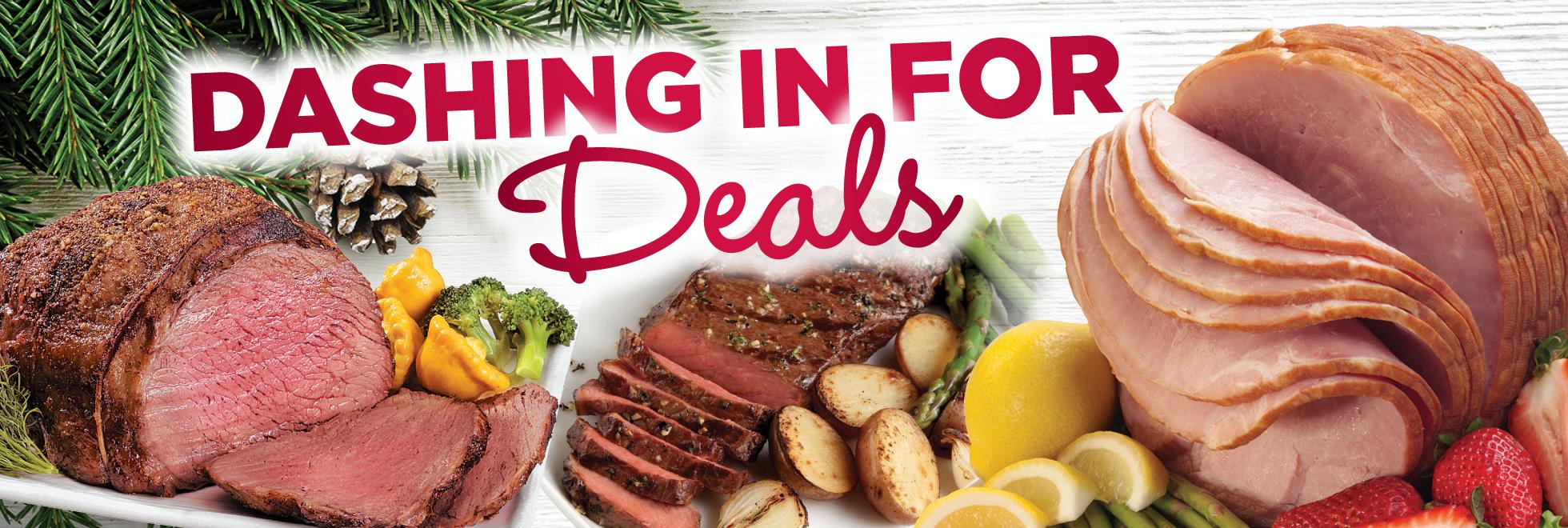 Dashing Deals