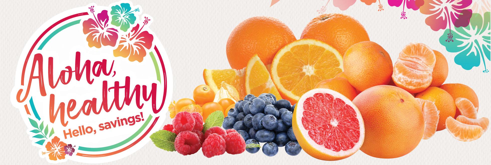 Fresh Citrus Sale