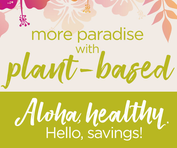 Aloha Healthy Plant Based
