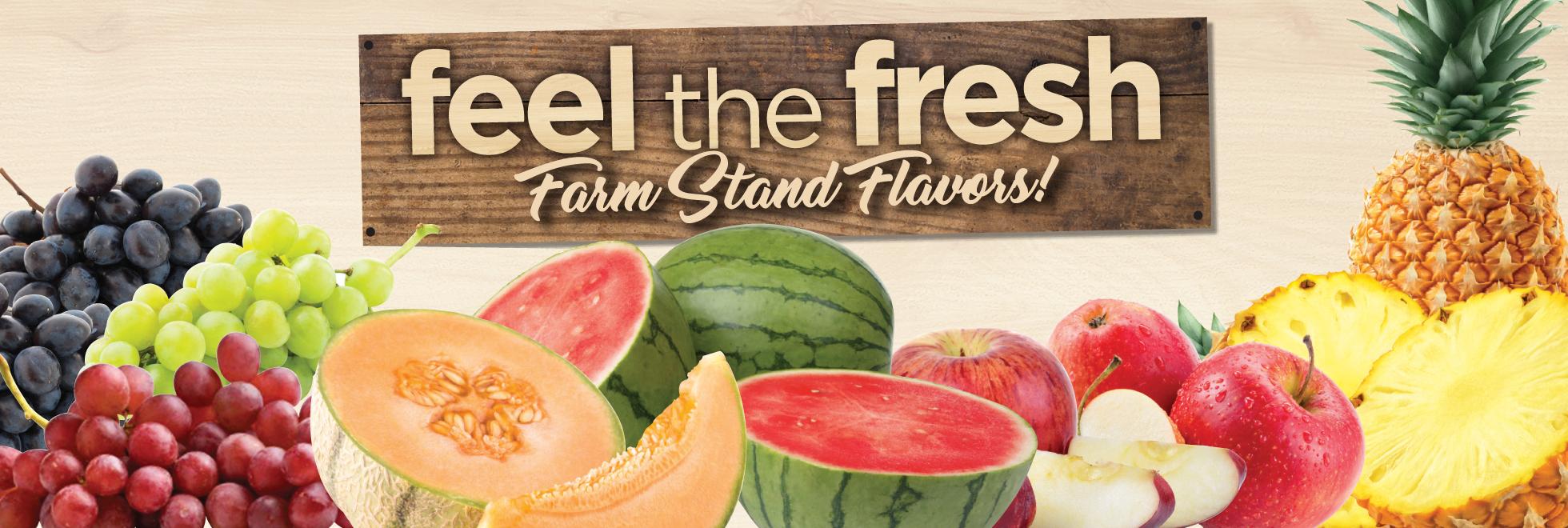 Feel the Fresh