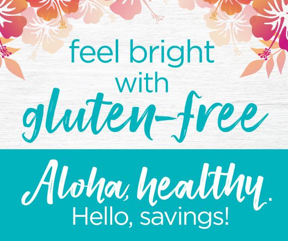 Aloha Healthy Gluten Free