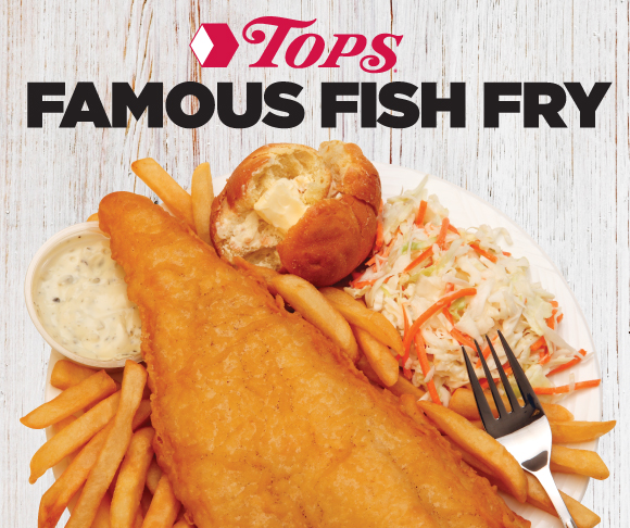TOPS Famous Fish Fry
