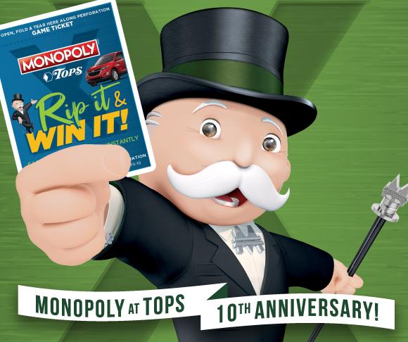 TOPS Monopoly