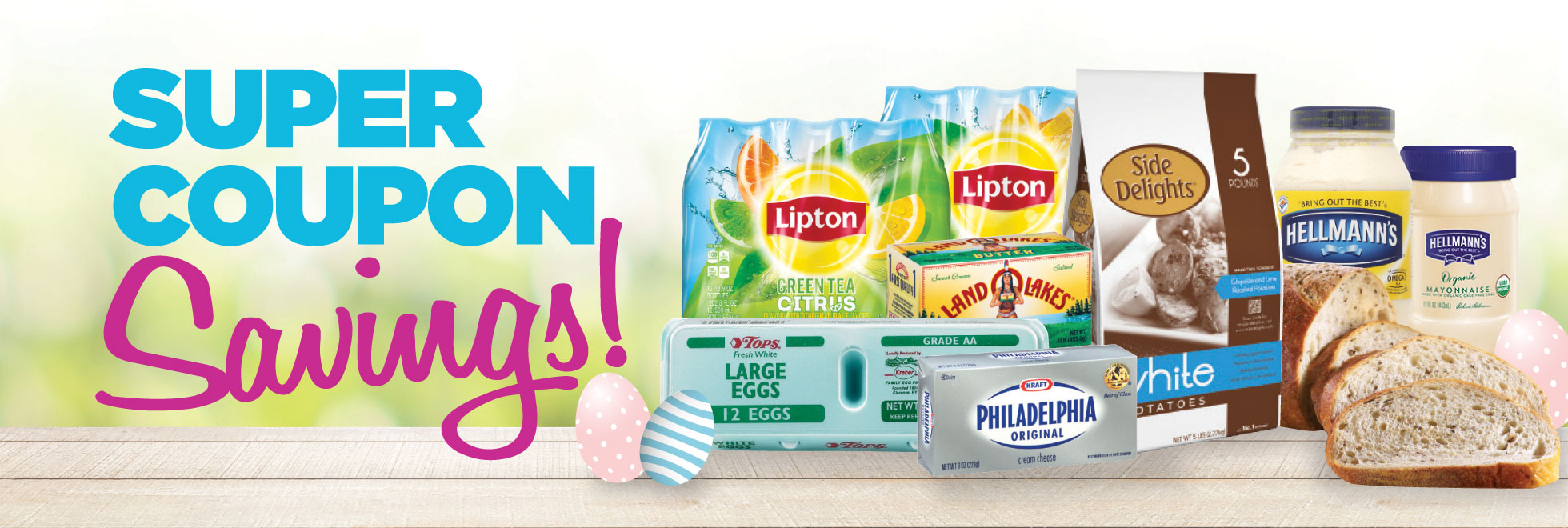 Easter Super Coupons