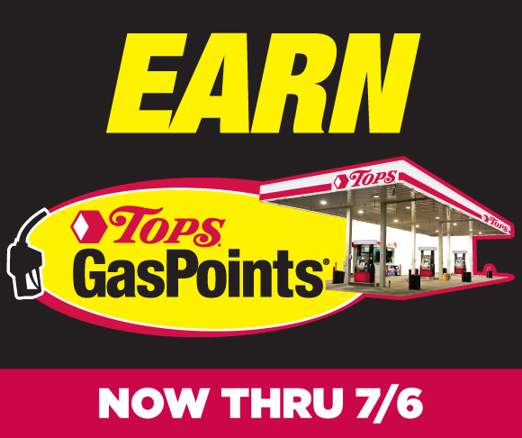 Earn GasPoints through July 6th