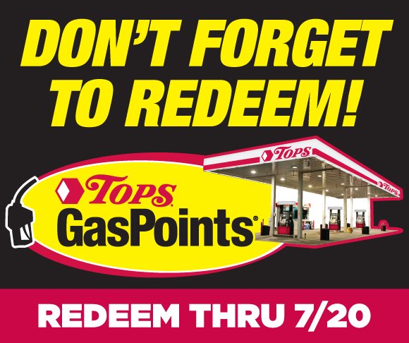 Earn GasPoints through July 20th