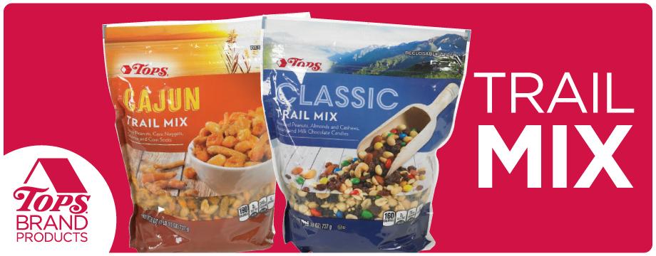 TOPS Brand Trail Mix