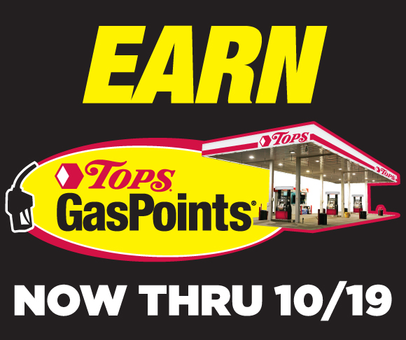 Earn GasPoints through October 19th