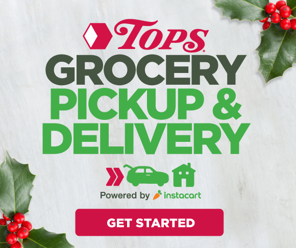 Grocery Pickup or Delivery