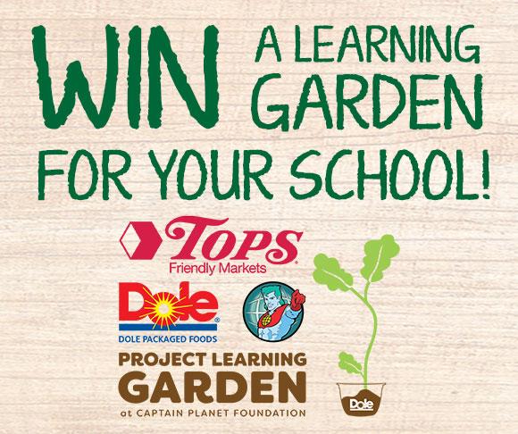 Win a Learning Garden
