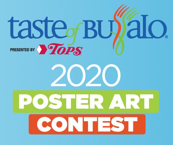 Taste of Buffalo Poster Art