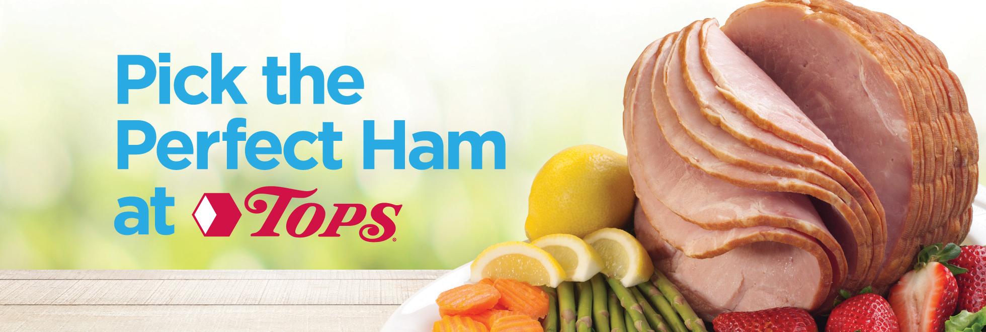 Easter Hams