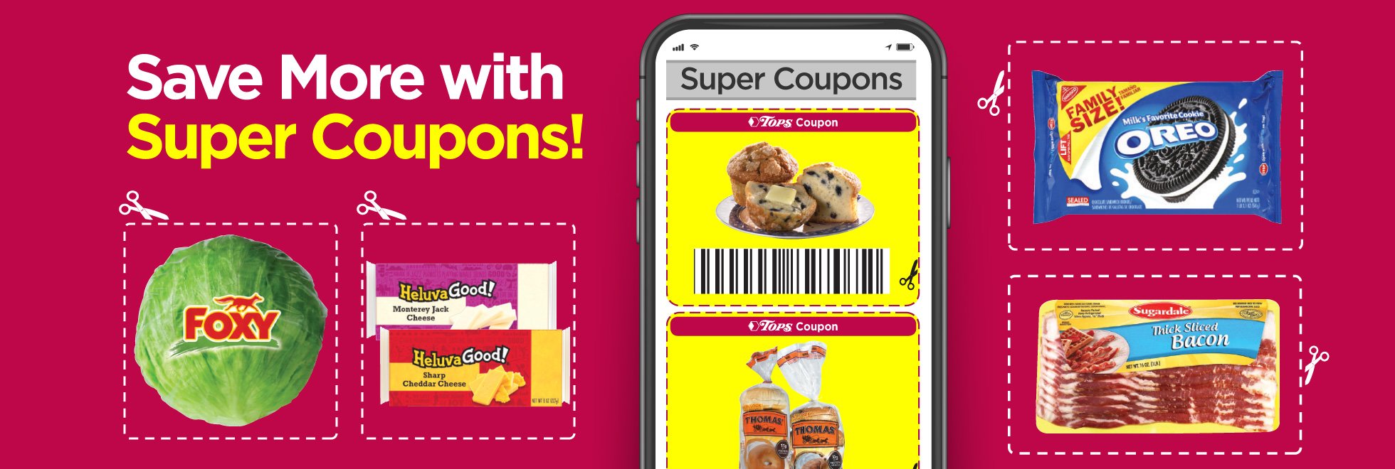 Tops Super Couon Savings