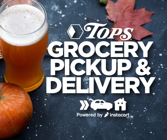 Grocery Pickup and Delivery
