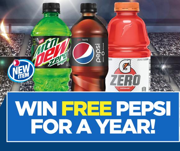 Pepsi Sweeps