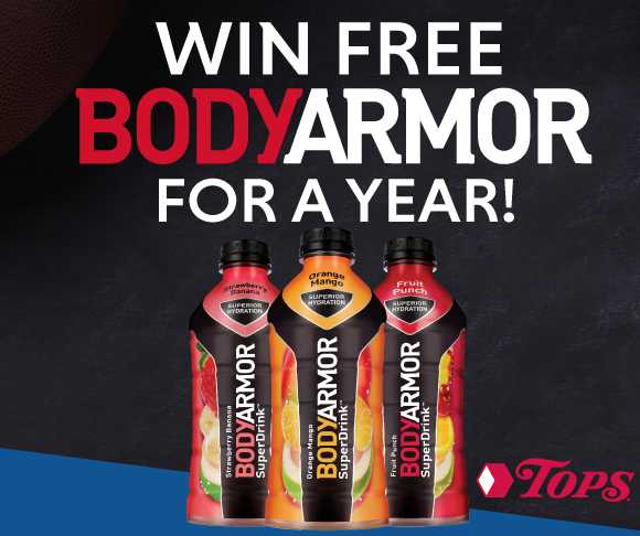 BODYARMOR Promotion