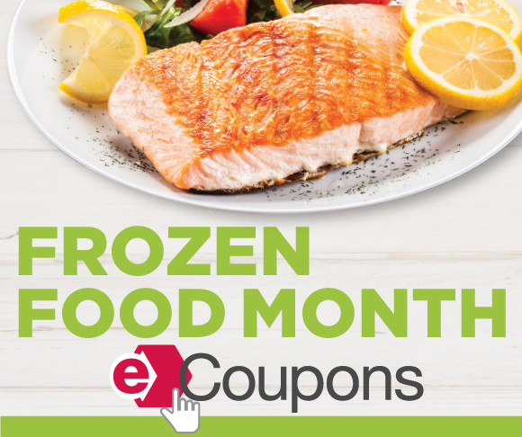 Frozen Food Month eCoupons