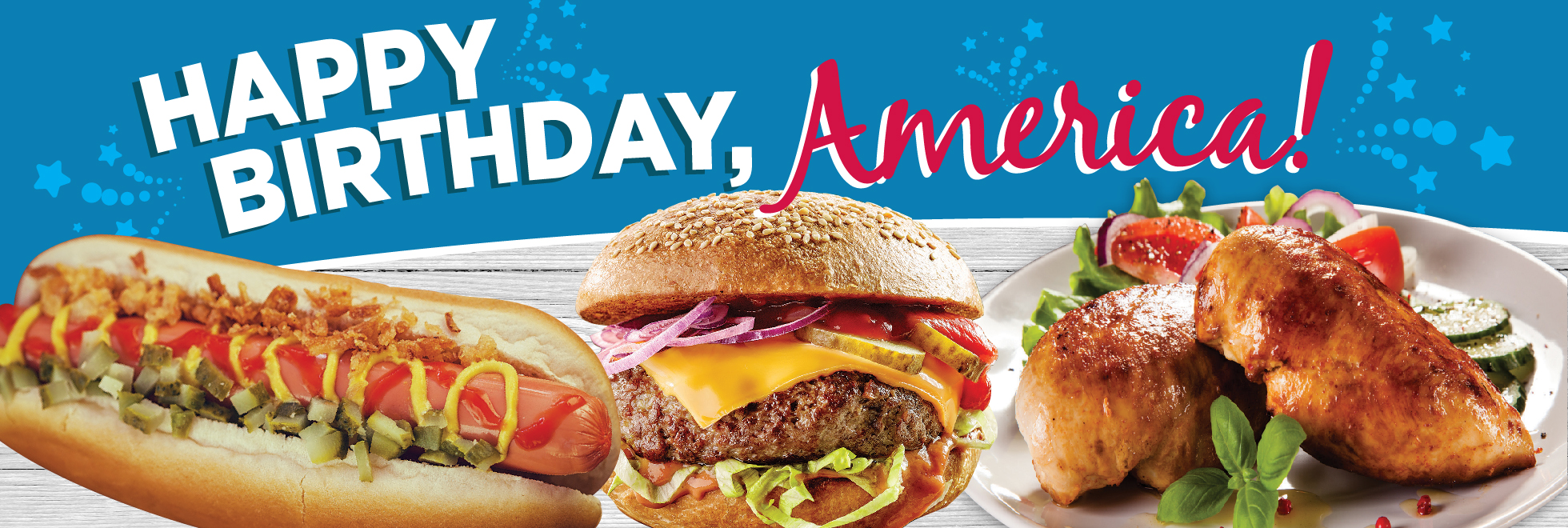 Happy Birthday America Savings