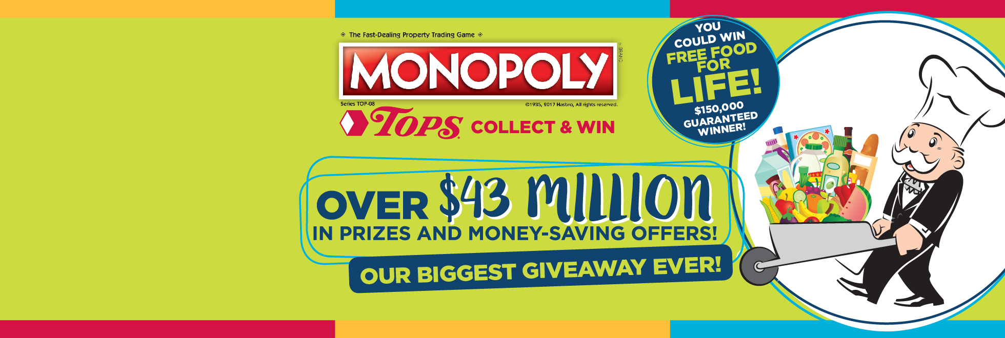 Play Monopoly Collect & Win Game