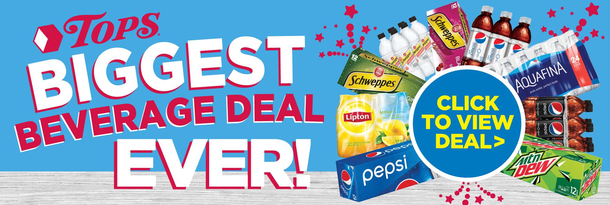 Pepsi Deal
